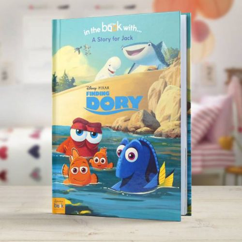 Personalised Disney Finding Dory Book